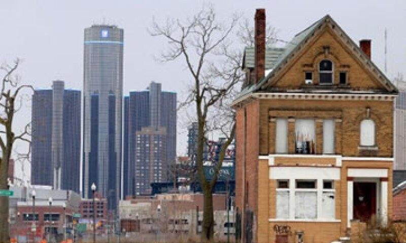 Detroit busca reimpulsar sus finanzas al reducir los pagos a jubilados y sindicatos en 83%. (Foto: Cortesía de Fortune)