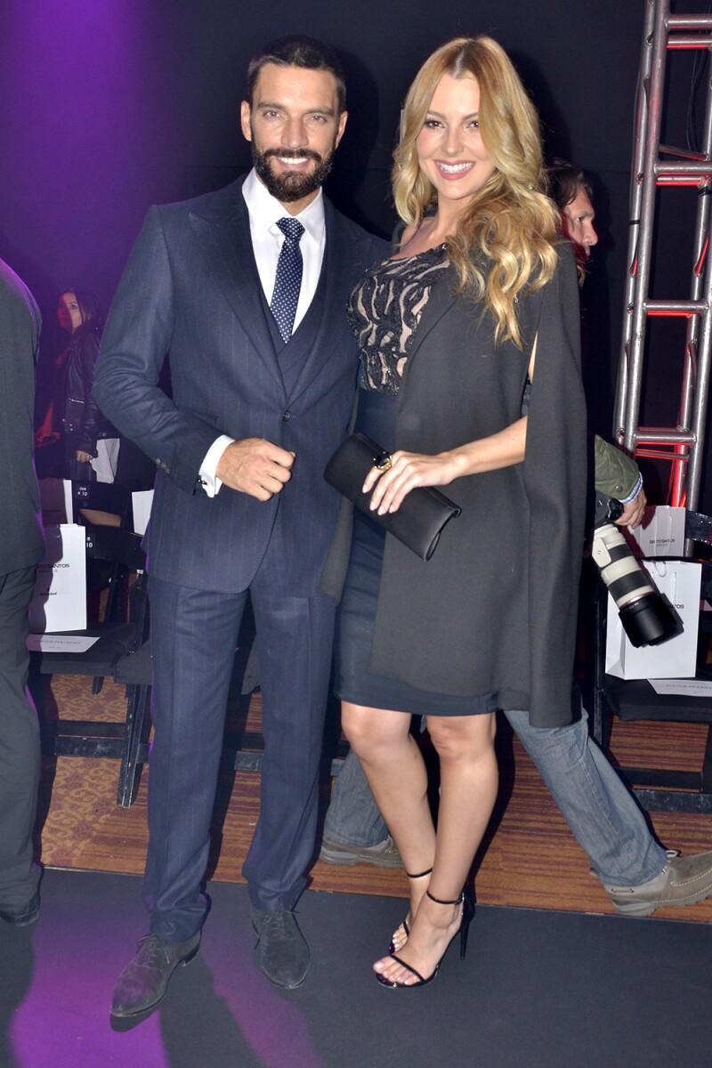 Marjorie de Sousa y Julián Gil