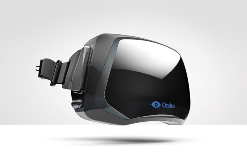 El Oculus Rift, desarrollado por la empresa que Fcebook compró, tiene  resolución de 960 x 1080 pixeles por cada ojo.   (Foto: Cortesía Oculus RV)