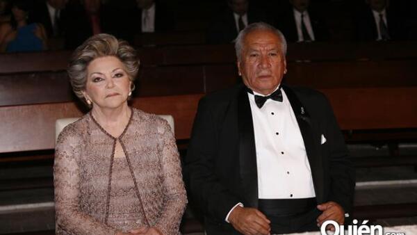 Boda Laura Treviño, Alejandro Moreno