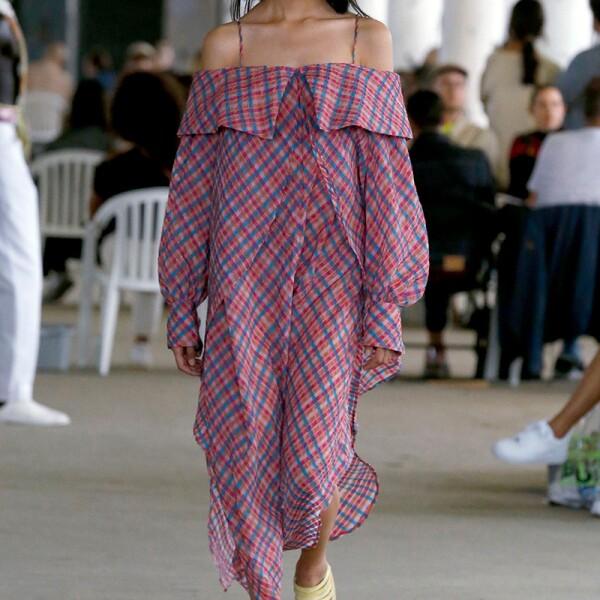 Eckhaus Latta show, Runway, Spring Summer 2019, New York Fashion Week, USA - 08 Sep 2018