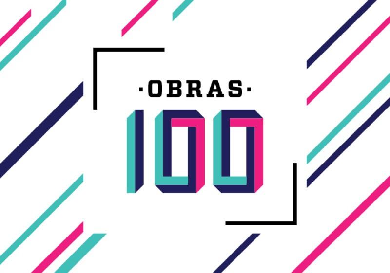 OBRAS 100 2018