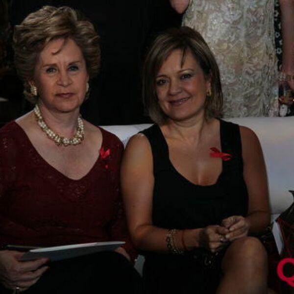 Carmen Ortiz Monasterio, Arlette Parres