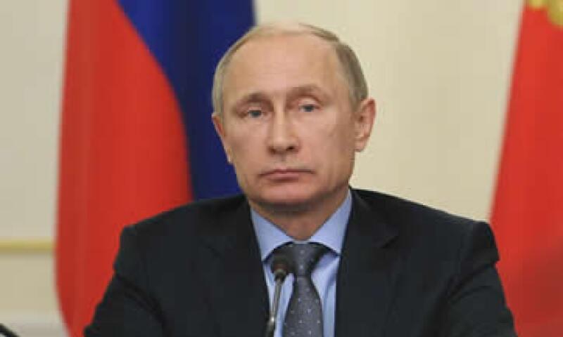 El presidente ruso Vladimir Putin ha negado que las tropas de su país estén en el este de Ucrania. (Foto: Reuters )