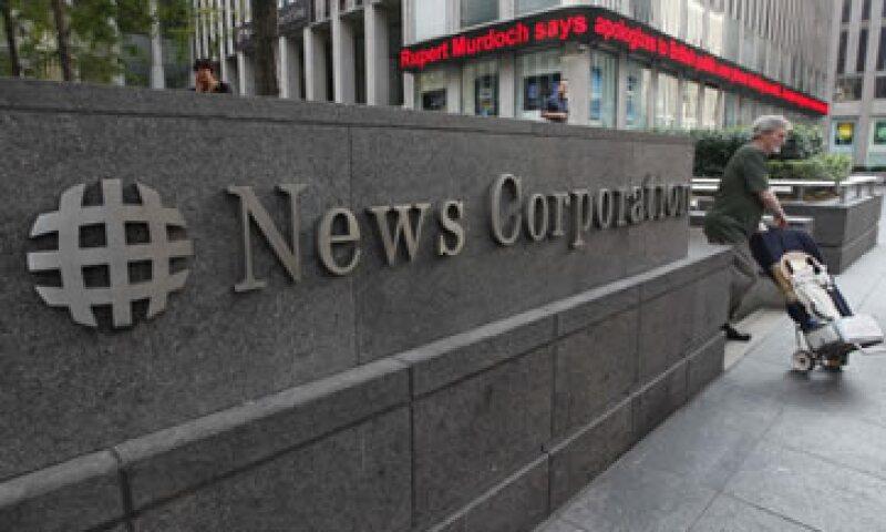 El escándalo obligó en julio a News Corp a cerrar el tabloide News of the World.  (Foto: AP)