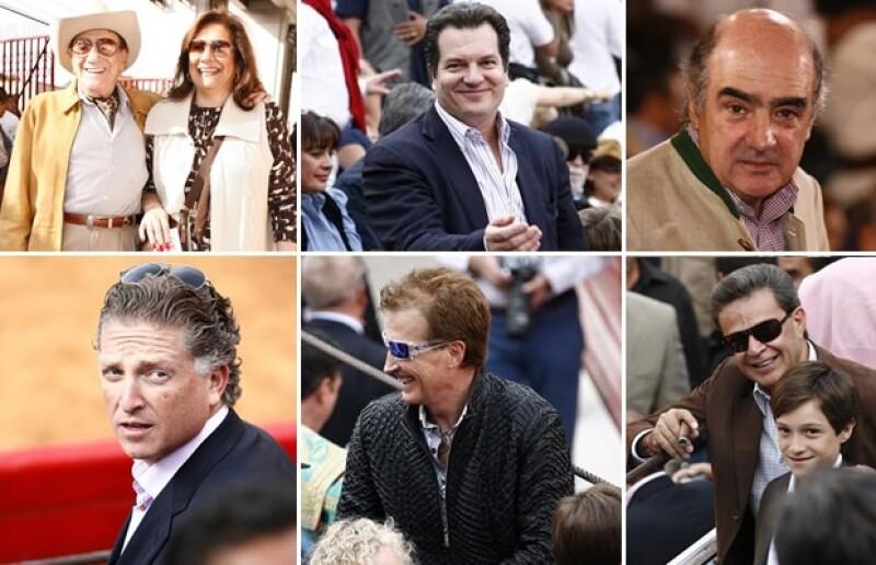 Personalidades del mundo empresarial, político, social y del medio del espectáculo se dieron cita este año en diversos eventos. Aquí los destacados.