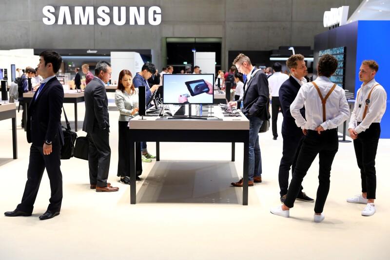 FILE PHOTO: IFA Electronics Show in Berlin