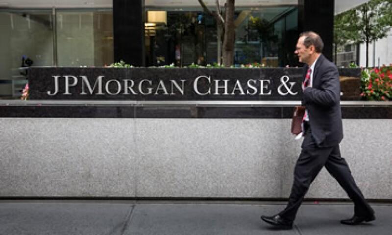 JPMorgan dijo que será capaz de cumplir con los requerimientos de capitales. (Foto: AFP )