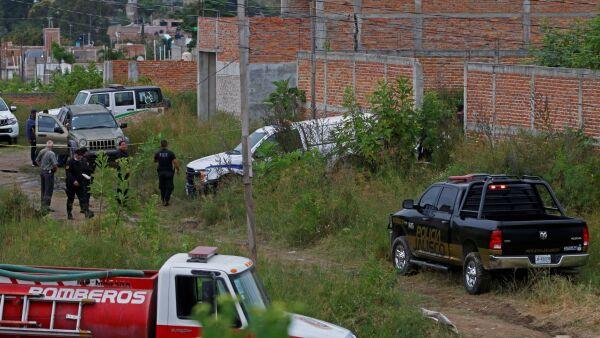 Tonalá fosas clandestinas Jalisco