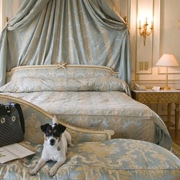 Le Meurice hotel perros