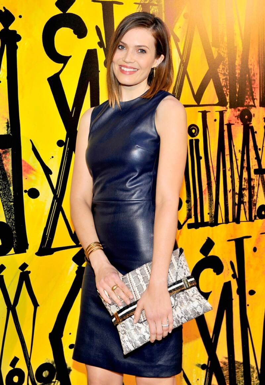 Mandy Moore apeló por cantar temas que realmente expresaran quién era ella.