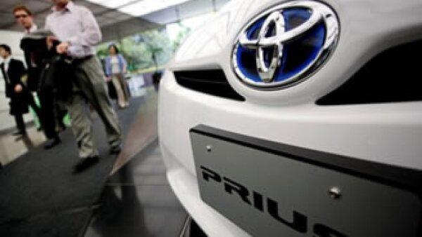 Entre enero y julio, Toyota colocó 58,564 vehículos, 59% del objetivo de 100,000 unidades para el año.