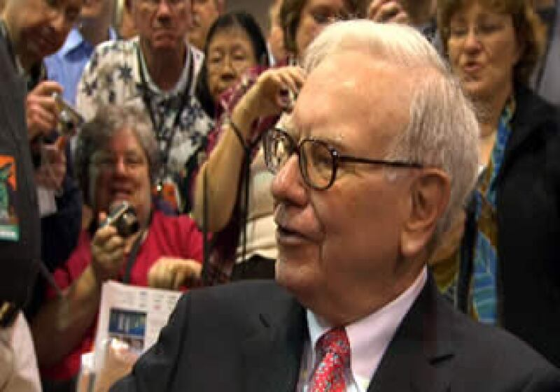 Warren Buffett conoció a Combs a través Charlie Munger quien administra las inversiones de una subsidaria de Berkshire. (Foto: Cortesía Fortune)