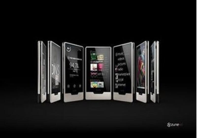 Microsoft mejoró su reproductor de música Zune para disputarle mercado a Apple. (Foto: Reuters)