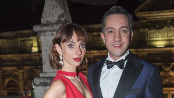 Natallia Téllez y Chumel Torres