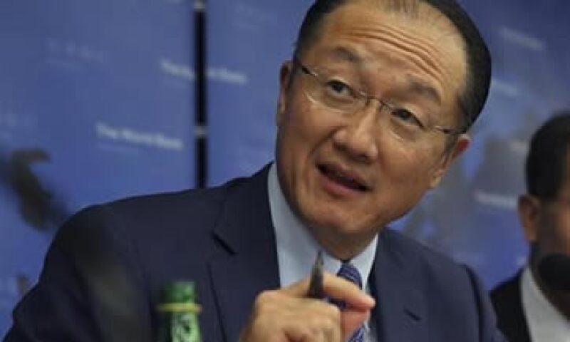 El presidente del Banco Mundial, Jim Yong Kim, dijo que EU ya vivió las repercusiones de los desacuerdos políticos en 2011.  (Foto: Reuters)