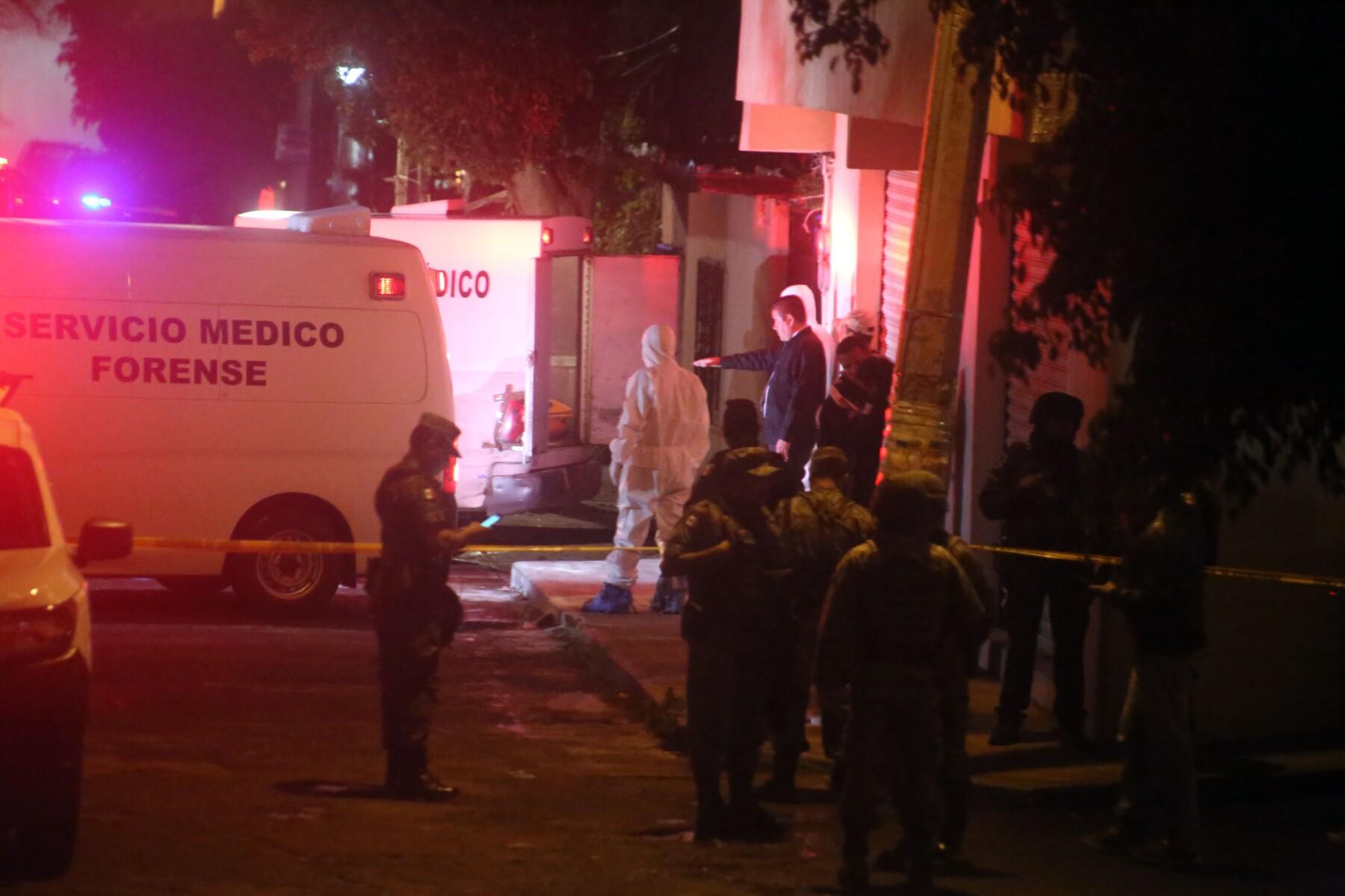 Cuernavaca Violencia Multihomicidio