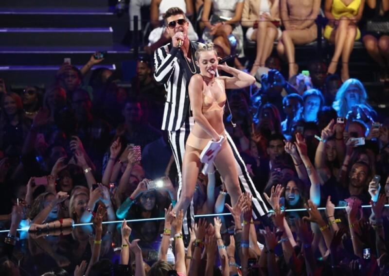 La cantante que destapó su locura este 2013 considera que su actuación en los premios MTV fue una de las más importantes, sin embargo, duda poder repetir ese momento el siguiente año.