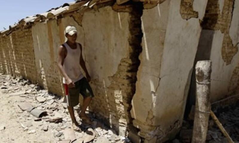La recopilación de información de los siniestros para los bienes afectados tarda varias semanas. (Foto: Reuters)