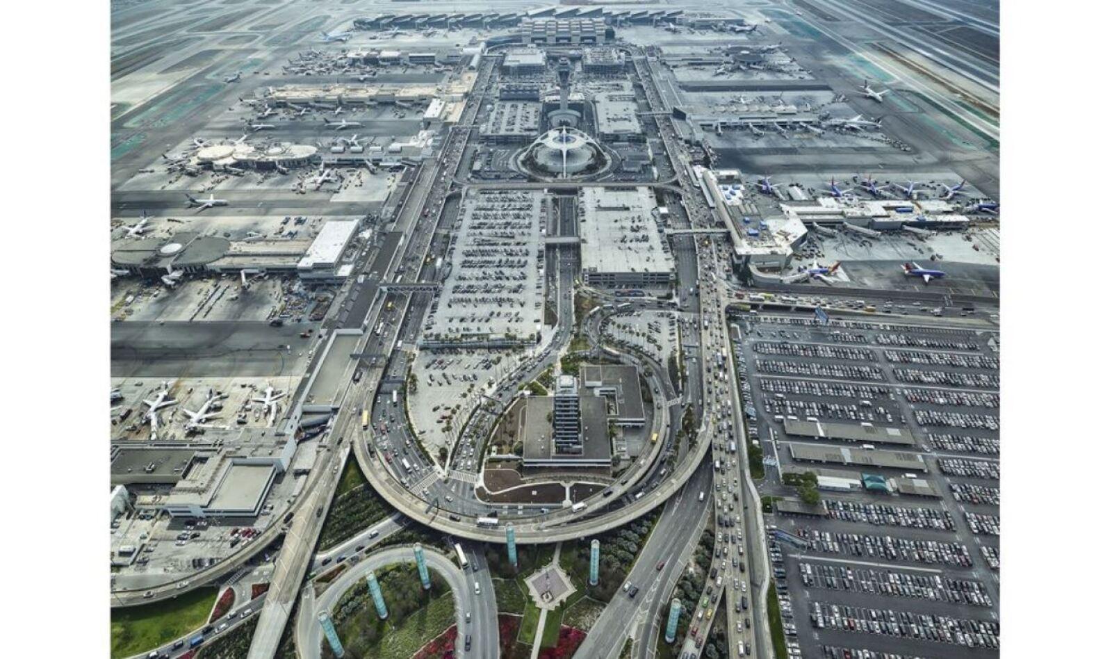 El Aeropuerto de Los Ángeles