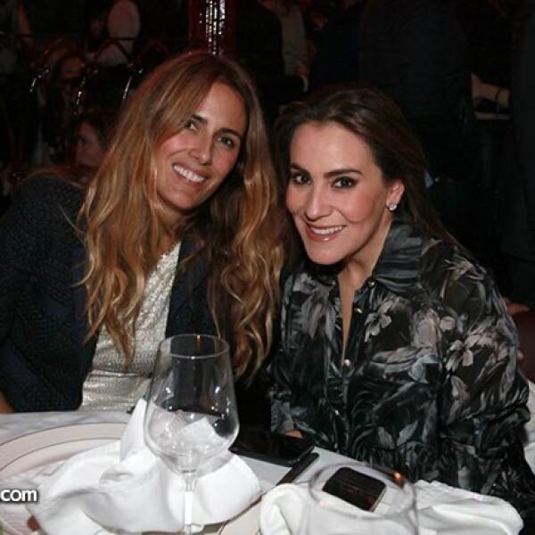 Erika Basave y Silvia Rojo