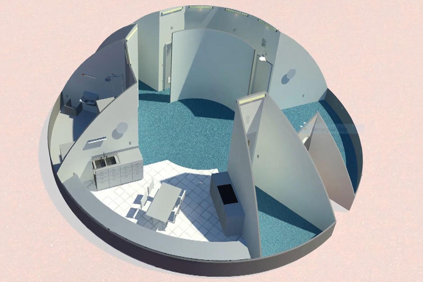 Northwestern University diseño - casa