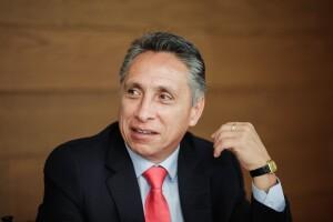 Manuel Negrete, alcalde de Coyoacán