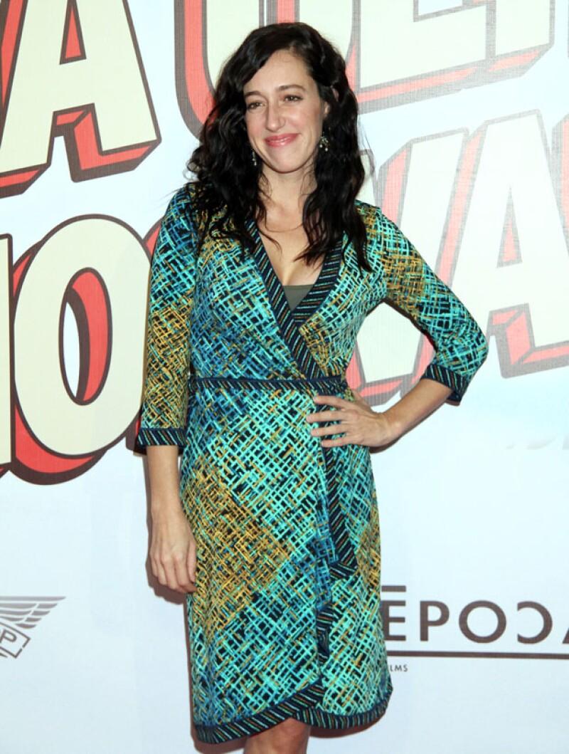 Mariana Treviño es una de las musas del director Manolo Caro.