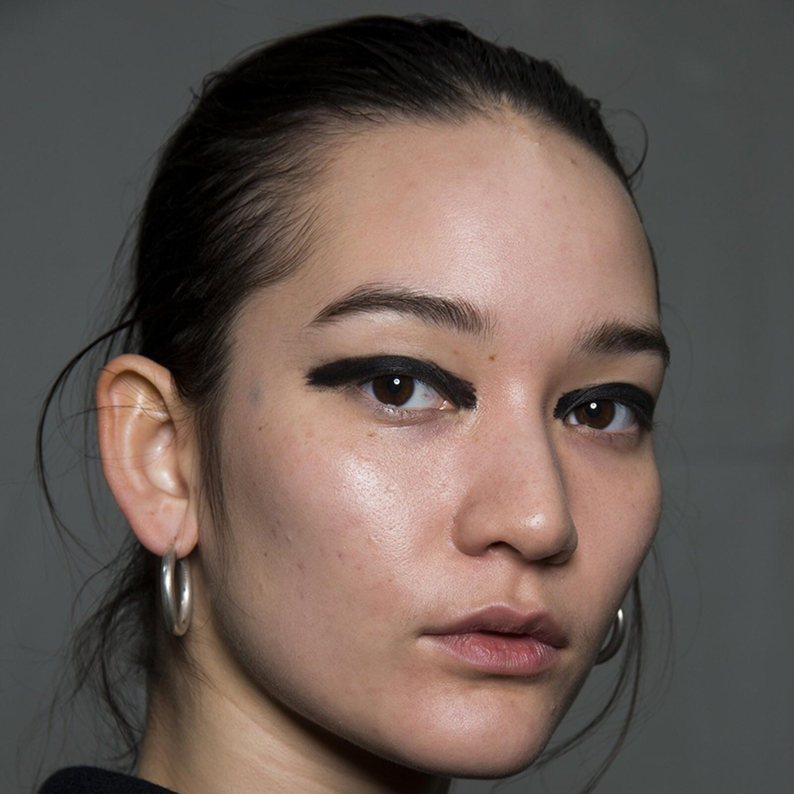 MFW-Milan-Fashion-Week-Beauty-Looks-Belleza-Pasarelas-Jil-Sander