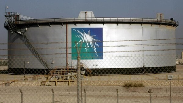 Aramco extrae más de 10 millones de barriles de crudo al día