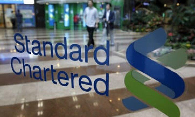Los actos ilícitos de Standard Chartered se remontan a 1995.  (Foto: Archivo)