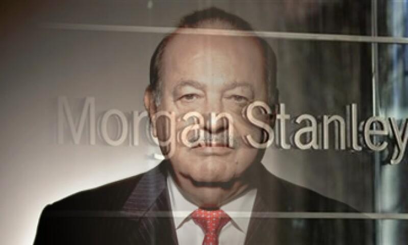 Una portavoz del grupo de Slim dijo a Reuters que Morgan Stanley no tiene acciones de KPN en representación de América Móvil. (Foto: Especial)