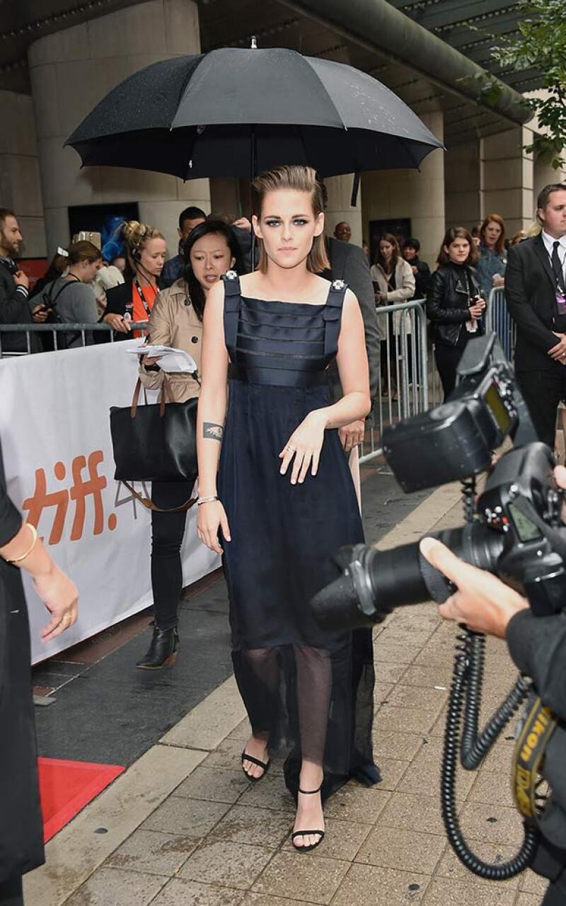 La actriz fue interrogada durante el Festival de Cine de Toronto sobre Kim Davis, una funcionaria de Kentucky que no otorga licencias matrimoniales a personas del mismo sexo.