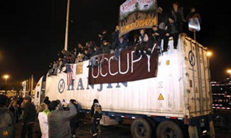 Occupy Wall Street aún mantiene manifestaciones en varias ciudades de EU. (Foto: AP)