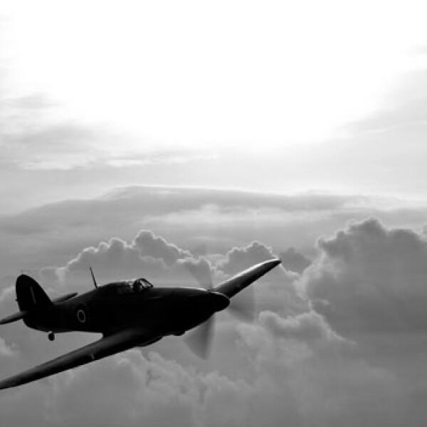 avion cazahuracanes