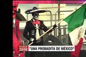 Aunque la Selección Nacional dejó el Mundial, México sigue presente en Rusia