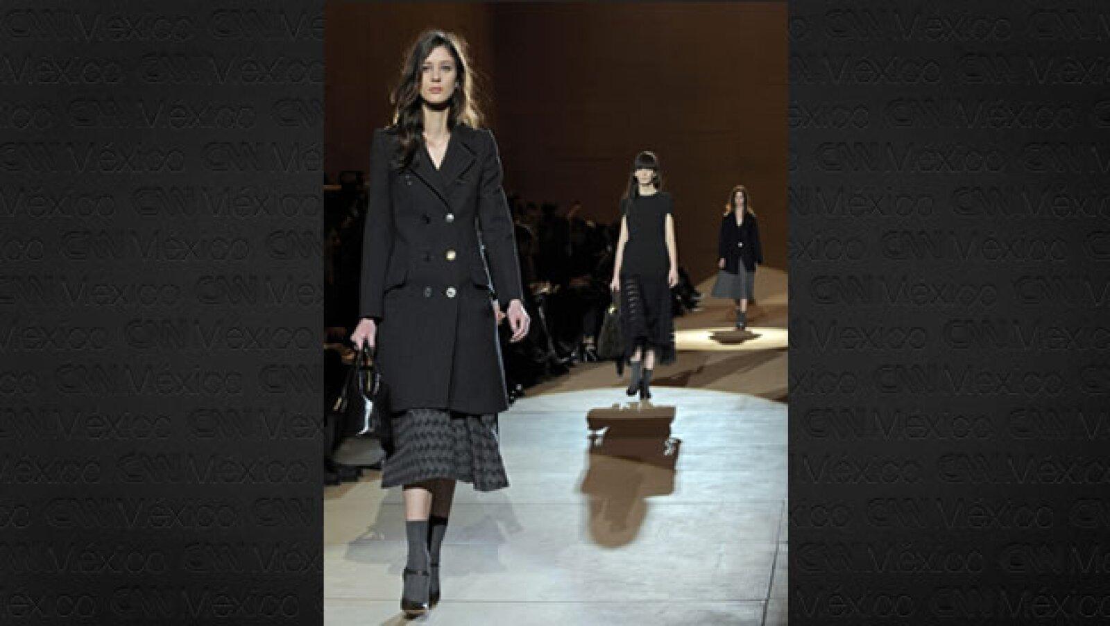 colección de marc jacobs en la semana de la moda de nueva york