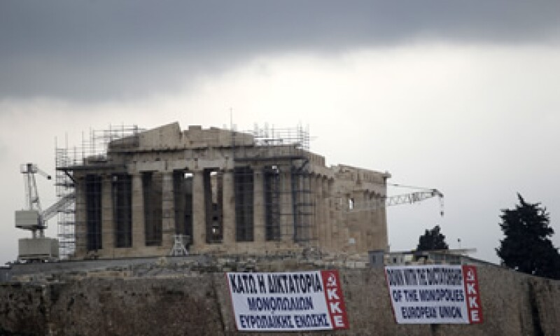 Los votantes griegos han manifestado su hartazgo a las duras condiciones que exige la implementación del rescate económico. (Foto: AP)