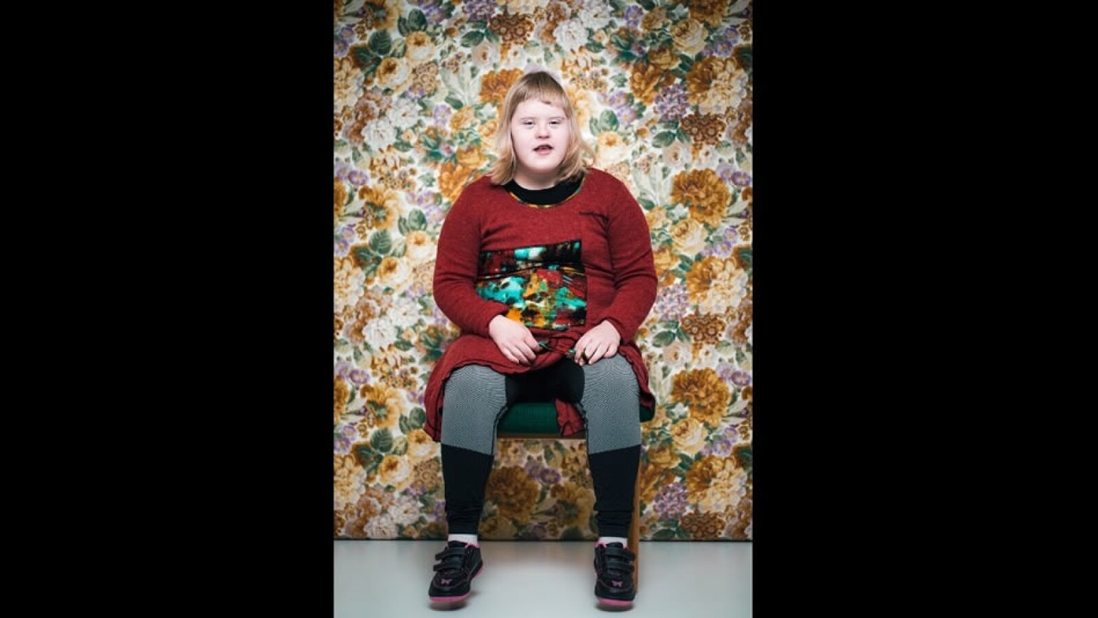 Helga Bergmann sindrome de Down