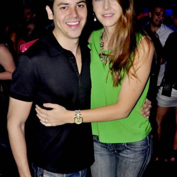 Carlos Pardo y Susy Bonada