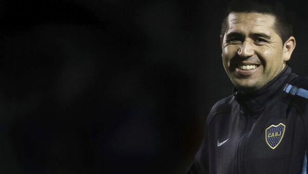 Juan Román Riquelme Maradona