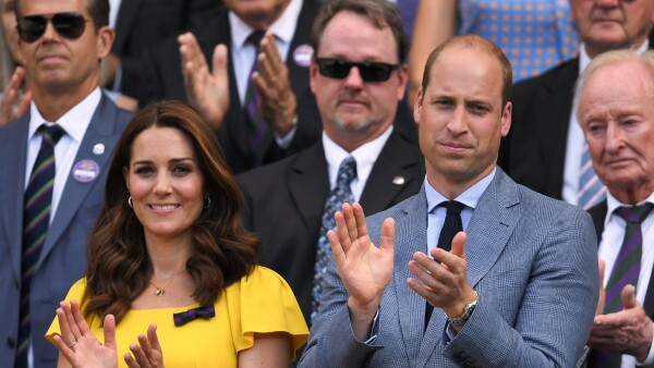 William y Kate han ganado la batalla legal al paparazzi que capturó el topless de Kate