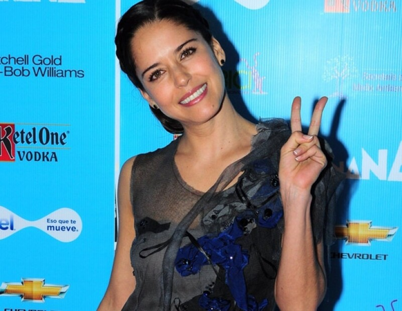 Esta guapa mexicana protagonizó la exitosa película Arráncame la vida.