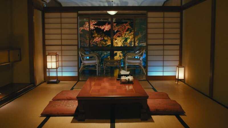 hotel japonés Nissan