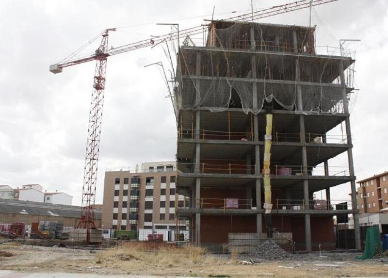 construcci�n de viviendas