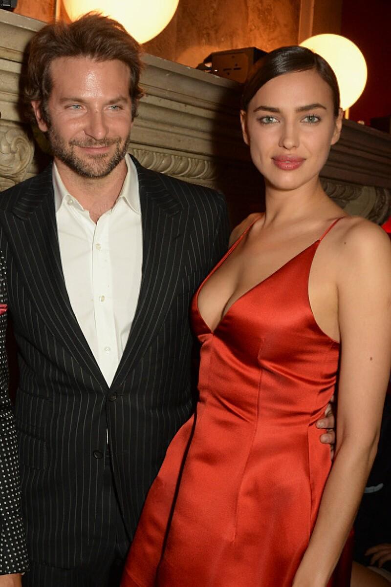 La pareja finalmente hizo su aparición oficial en la red carpet de la fiesta de LOreal en París.