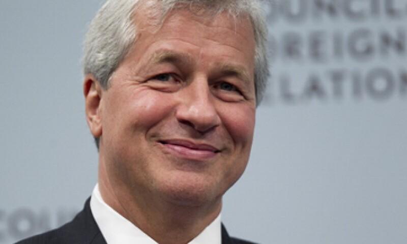 Jamie Dimon funge como CEO y presidente de la exitosa entidad financiera. (Foto: Getty Images)