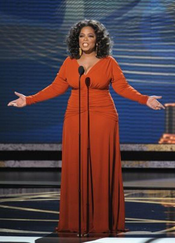 La famosa presentadora confesó estar molesta consigo misma por volver a subir de peso.