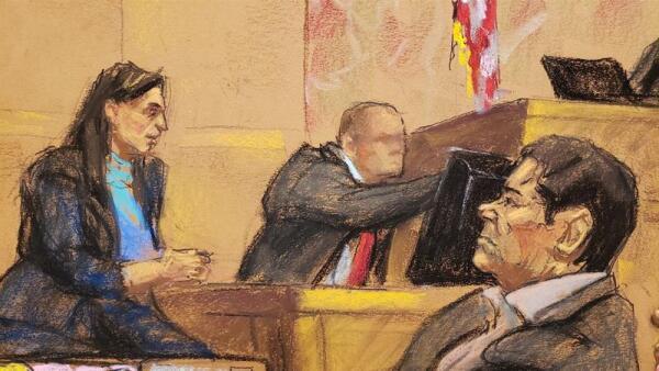 Juicio contra Chapo Guzmán