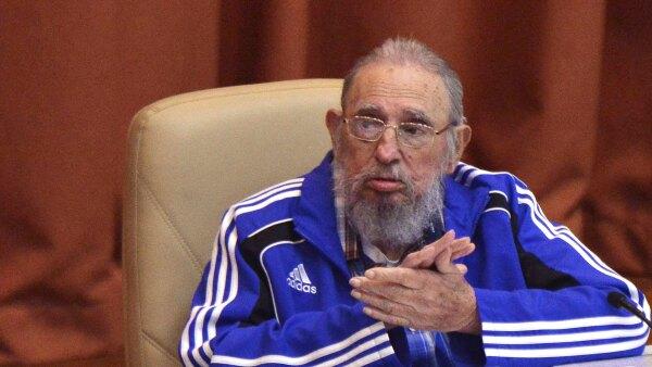 El líder cubano dijo que a pesar de que a todos les llega su momento, las ideas de los comunistas cubanos permanecerán.